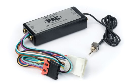 Pac Aai-Gm9 Auxiliary Input For Gm 9-Pin
