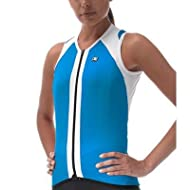 Giordana 2015 Women's Laser Sleeveless Cycling Jersey - gi-s1-wslv-lase
