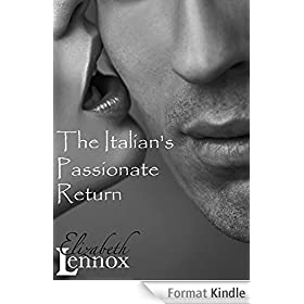 The Italian's Passionate Return (The Alfieri Saga Book 1) (English Edition)