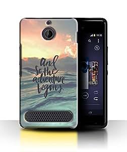 PrintFunny Designer Printed Case For Sony Xperia E