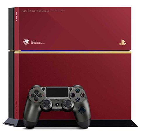 PlayStation 4 METAL GEAR SOLID V LIMITED PACK THE PHANTOM PAIN EDITION Amazon.co.jp限定特典 マハト短機関銃 ヴァイス/パーソナルバリスティックシールドホワイト/マザーベーススタッフが取得できるDLC付