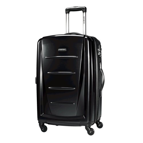 Samsonite Luggage Winfield 2 Stylish Spinner Bag, Black, 28 Inch B0079OTWS6