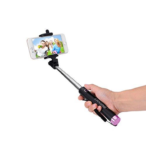 Selfie stick liansing u shape self portrait monopod travel