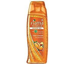 Fiama Di Wills Peach and Avocado Deep Moisturize Shower Gel, 250ml