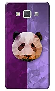 Samsung Galaxy A5 Cover Premium Quality Designer Printed 3D Lightweight Slim Matte Finish Hard Case Back Cover for Samsung Galaxy A5 by Tamah