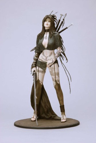 Fantasy Figure Gallery: Medusa's Gaze Figure