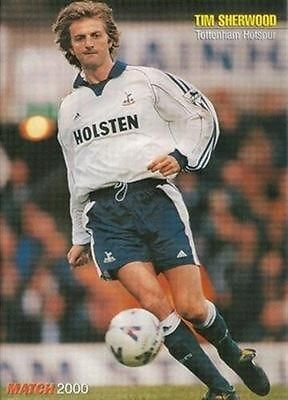 match-football-magazine-tottenham-hotspur-spurs-tim-sherwood-holsten-kit-picture