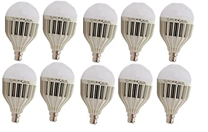 High Power 15W LED Bulb (Pack of 10)
