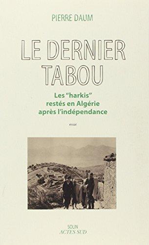 Les Harkis restés en Algérie après 1962