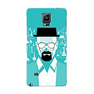 Breaking Bad Icenberg Case For Samsung Galaxy note 4