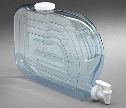 Arrow Plastic 00765 Ultra Slimline Beverage Dispenser, 1.25-Gallon