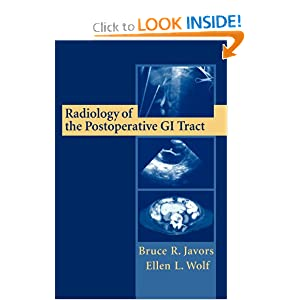 Radiology of the Postoperative GI Tract