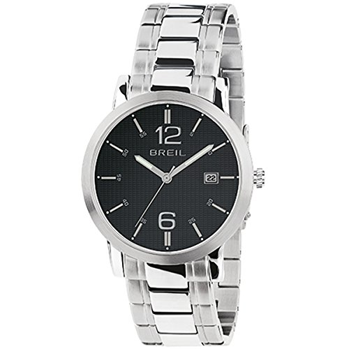 Reloj relojes para hombre colour negro BREIL Momento - acero TW1455