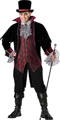 Vampire of Versailles Men's Costume (XL)