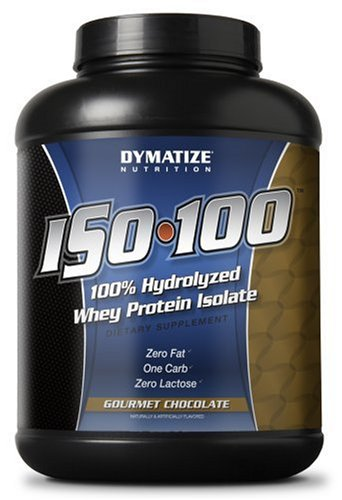Dymatize Nutrition ISO 100 Chocolate Powder 2275g