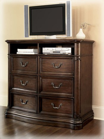 Media Chest by Famous Brand Furniture