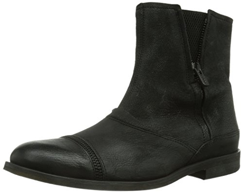 DKode MERREL, Stivaletti Beatles Donna, Nero (Schwarz (BLACK 001)), 36