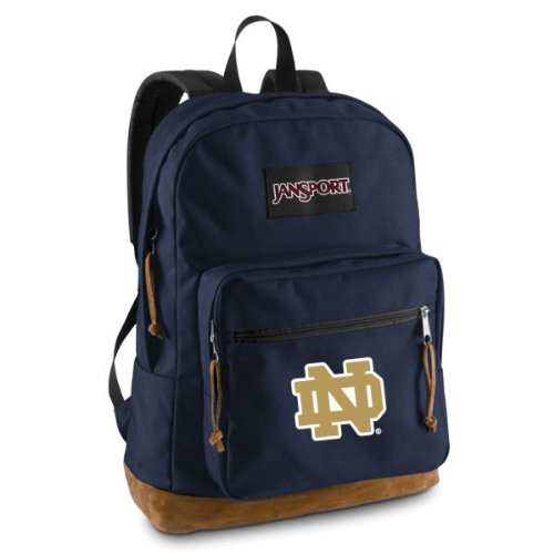 Amazon.com : Notre Dame Fighting Irish JanSport Embroidered Right Pack