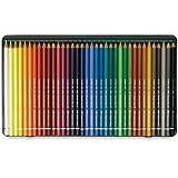 Faber-Castel FC117536 Albrecht Durer Artist Watercolor Pencils In A Metal Tin (36 Pack), Assorted (Color: Assorted, Tamaño: 36)