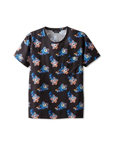 Marc Jacobs Men's Large Floral T-Shirt