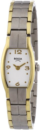 Boccia Ladies Titanium Bracelet Watch B3171-02