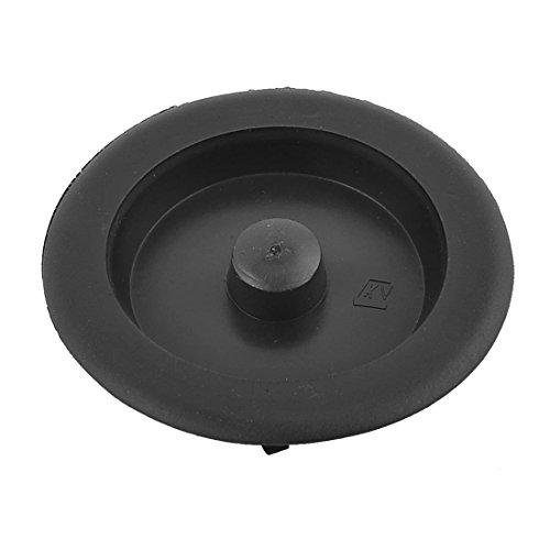 plastic-elimination-des-ordures-menageres-round-eliminateur-sink-stoppers-noir