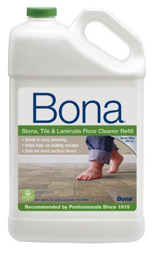 Bona Stone Tile And Laminate Floor Cleaner 160 Oz