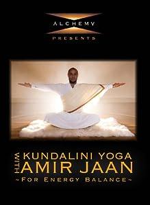 KUNDALINI YOGA WITH AMIR JAAN [DVD]