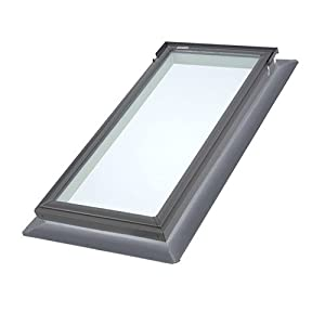 velux fsrs062005 replacement fixed deck mount skylight. Black Bedroom Furniture Sets. Home Design Ideas