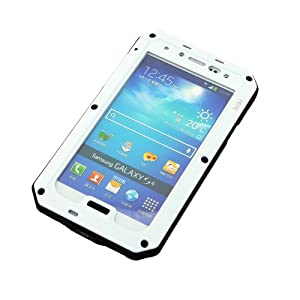 Aluminum Protective Cover Protector for Samsung Galaxy S4 I9500 Case