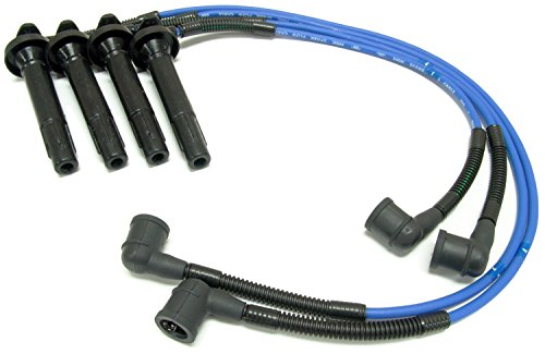 NGK (55004) FX101 Spark Plug Wire Set (Spark Plug Wires For Subaru compare prices)