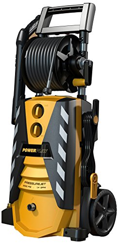 Powerplay Pjr2000 Pressurejet 2000 Psi Annovi Reverberi Axial Pump Electric Pressure Washer With 1.4-Gpm Flow Rate, 120-Volt