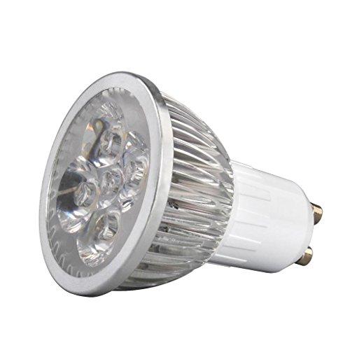 High Power 4X3W Gu10 12W Ultra Bright Led Spot Light Lamp Bulb Warm White