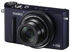CASIO デジタルカメラ EXILIM EX-10BE プレミアムブラケティング チルト構造付き3.5型液晶 1210万画素 光学4倍 ブルーブラック EX-10BE
