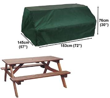 housse pour table table pique nique de jardin 183cm gamme confort jardin m524. Black Bedroom Furniture Sets. Home Design Ideas