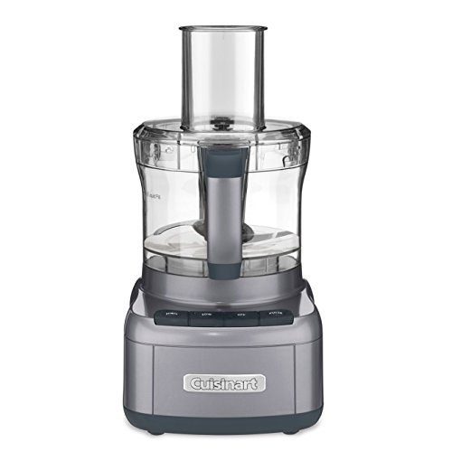 Cuisinart FP-8GMFR 8 Cup Food Processor, Gunmetal (certified Refurbished) (Parts For Food Processors compare prices)