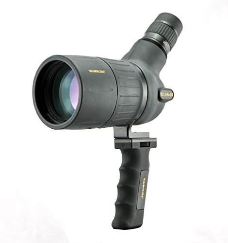 Hfire Visionking 12-24X60 Waterpoof Bak4 Zoom Spotting Scope Monocular Compact