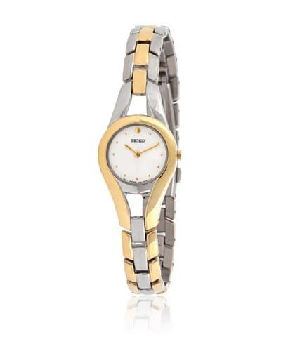 Seiko Reloj SUJF60P1 Dorado / Plat