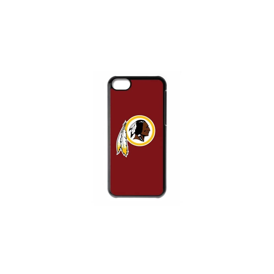 NFC East NFL Season Washington Redskins 2 high quality and reasonable price durability plastic hard case cover for apple iphone 5c with black/white/clear custom background by liscasestore Cell Phones & Accessories