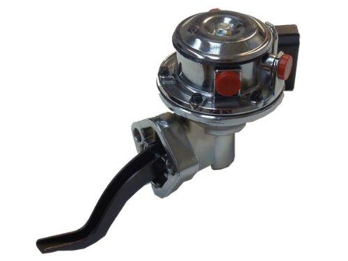 Ford 289 302 351w Chrome High Volume Mechanical Fuel Pump (Mechanical Fuel Pump Ford 302 compare prices)