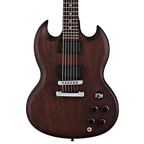 Gibson Sgj Guitar Rubbed Vintage Burst Satin