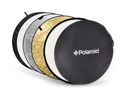 5-in-1 collapsible multi disc light reflector
