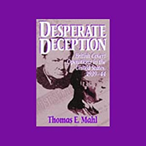 Desperate Deception Audiobook