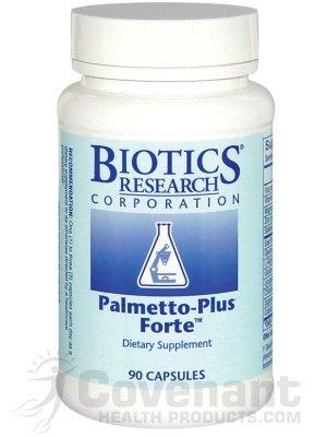 Palmetto Plus Forte 90C - Biotics
