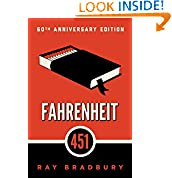 Ray Bradbury (Author)   596 days in the top 100  (2167)  Buy new:  $15.00  $8.99  184 used & new from $5.75