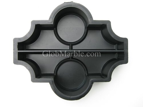 Paver Stone Mold Ps 6014/3 front-183134