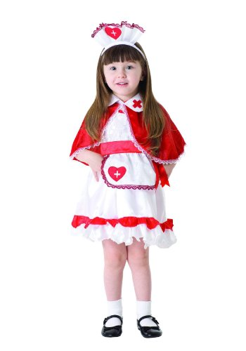 Caped Nurse Infant Costume