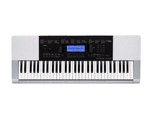 Casio CTK-4200 Premium Keyboard Pack with Headphones, Power Supply and Stand