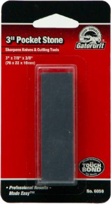 Ali Ind. 6050 Craftsman's Pocket Stone-POCKET STONE