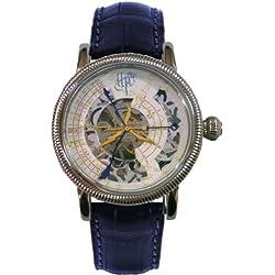 [エアロマチック]AEROMATIC 腕時計 ハリー・ポッター ドイツ製限定ウォッチ (ホワイト) 【世界限定500本】 HP-WHITE メンズ 【正規輸入品】